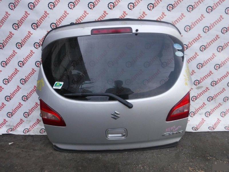 Дверь задняя Suzuki Cervo HG21S 2007г задняя (б/у)