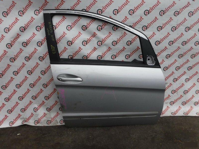 Дверь Mercedes-Benz B-Class W245 2008г передняя правая (б/у)