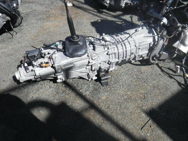 Мкпп Mitsubishi Pajero V83W 6G72 2008 (б/у) V5M31
