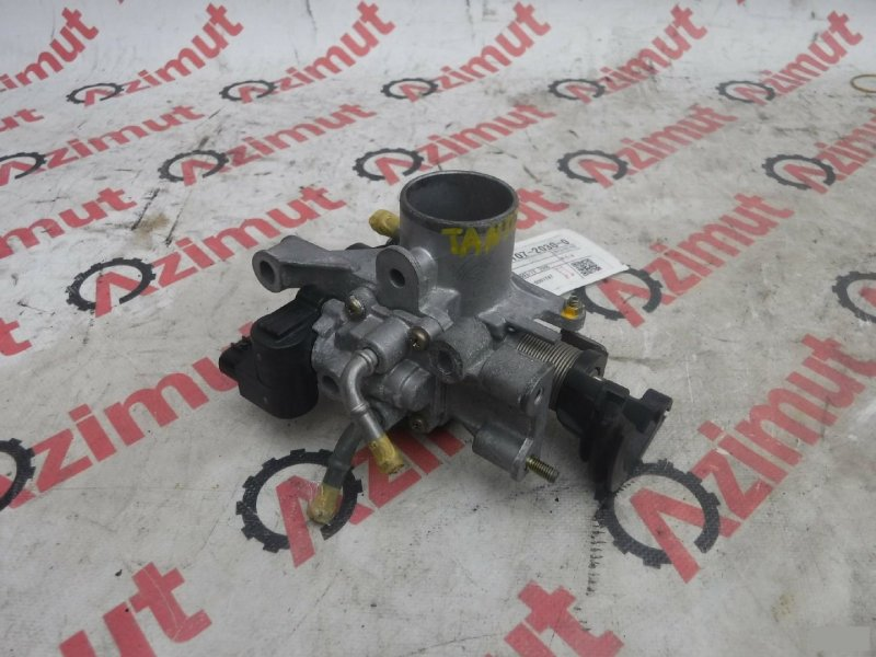 Заслонка дроссельная Daihatsu Tanto L360S EFVE (б/у) 8945297205