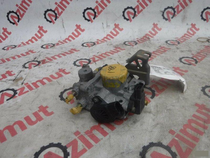 Заслонка дроссельная Suzuki Wagon R MC22S K6A (б/у) 842