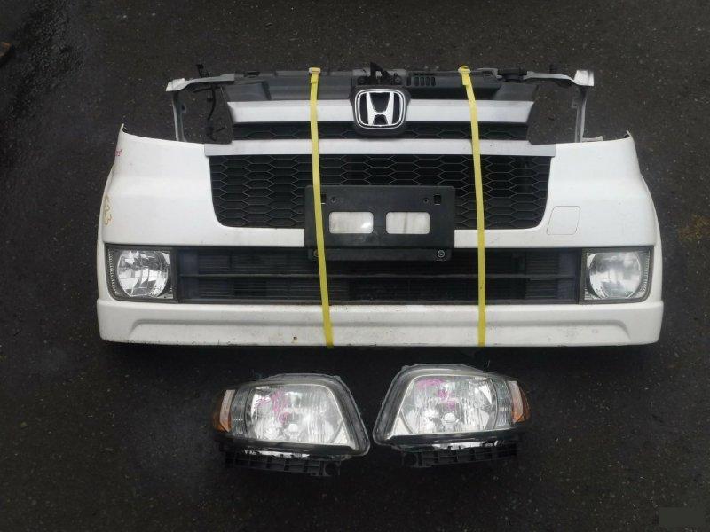 Nose cut Honda Zest JE1 P07A 2007г. передний (б/у) К 523
