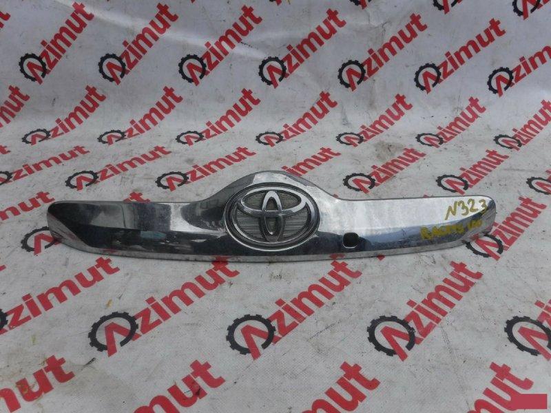 Ручка задней двери Toyota Ractis NCP105 задняя (б/у)
