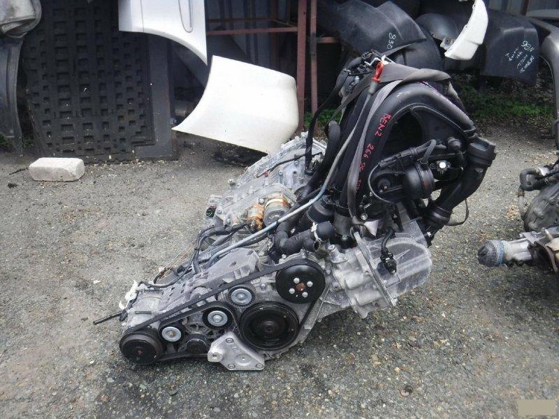 Двигатель Mercedes-Benz A-Class W169 M266E17 2010 (б/у) 266.940 30823855
