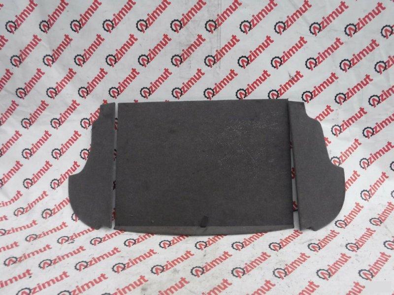 Обшивка багажника Toyota Spacio AE115 задняя (б/у)