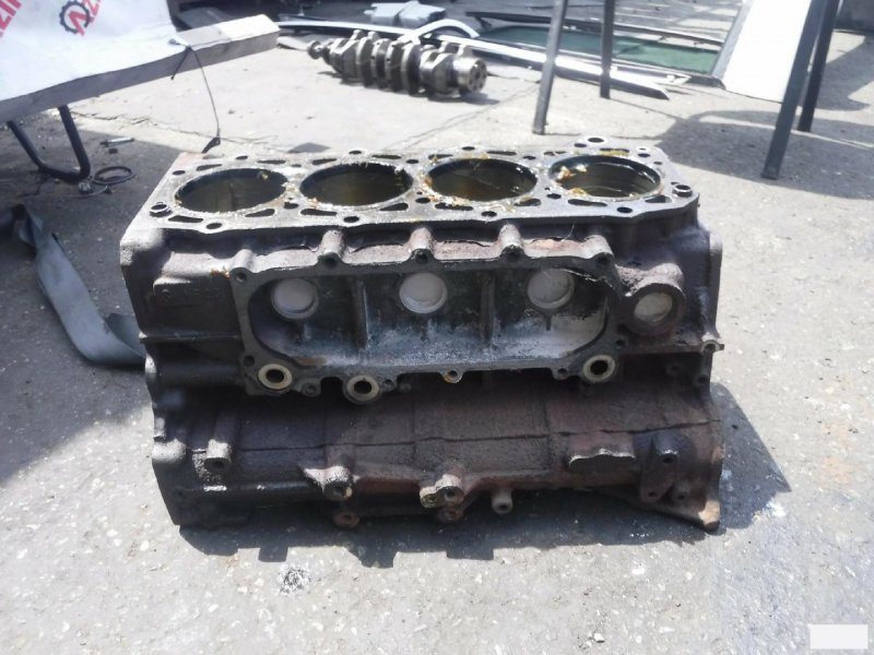 Двигатель Nissan Caravan VWME25 ZD30DD (б/у) 571