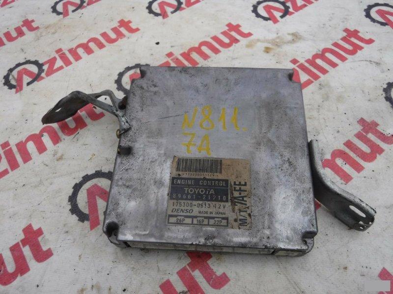 Блок управления efi Toyota Carina AT211 7AFE (б/у) 811 8966121210