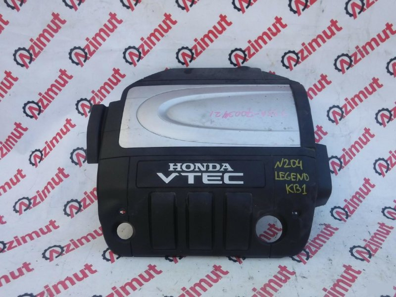 Пластиковая крышка на двс Honda Legend KB1 J35A (б/у) 204