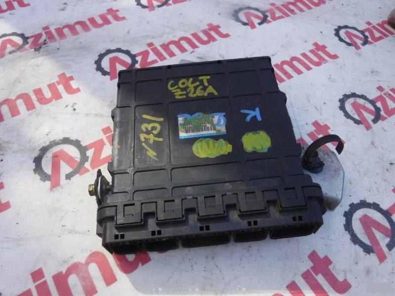 Блок управления efi Mitsubishi Colt Z26A 4G19 (б/у) 731 MN178286