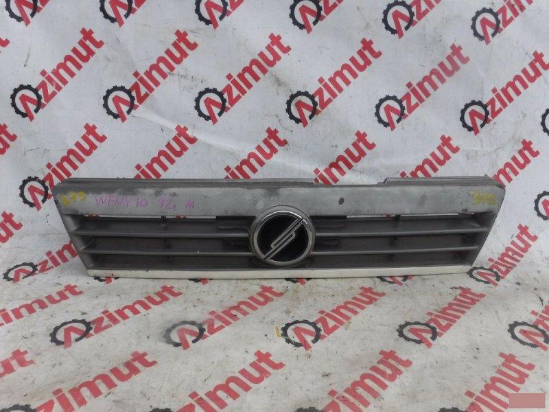 Решетка радиатора Nissan California WFNY10 1992г. передняя (б/у) 6231070R00