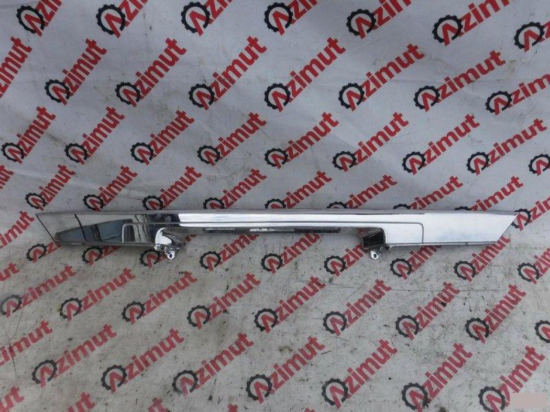 Ручка задней двери Toyota Alphard ATH10W 1MZFE 2003г. задняя (б/у)