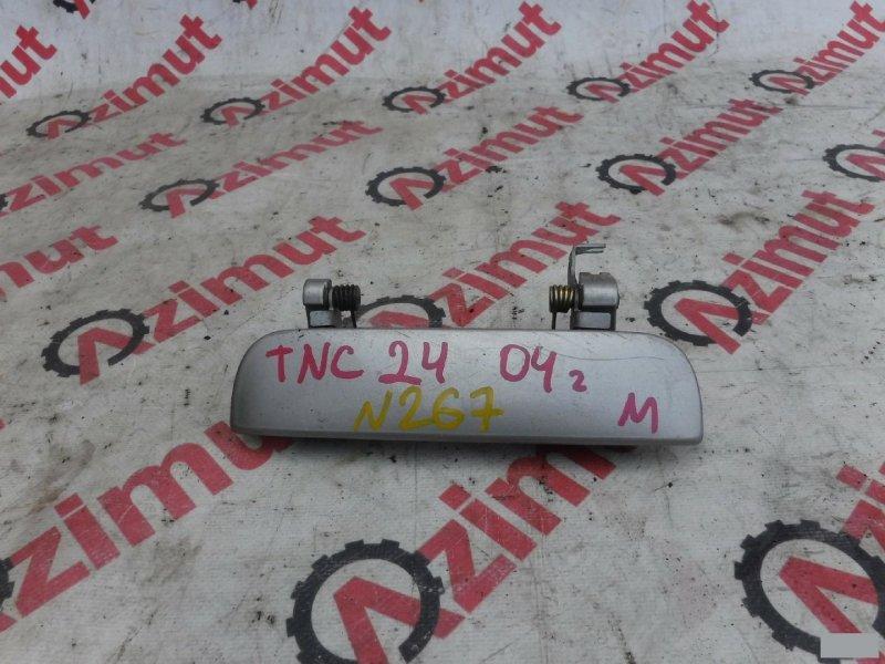 Ручка задней двери Nissan Serena PC24 2004г. задняя (б/у)