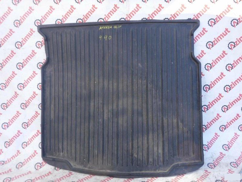 Коврик багажника Mazda Atenza GG3P L3VDT (б/у) 440