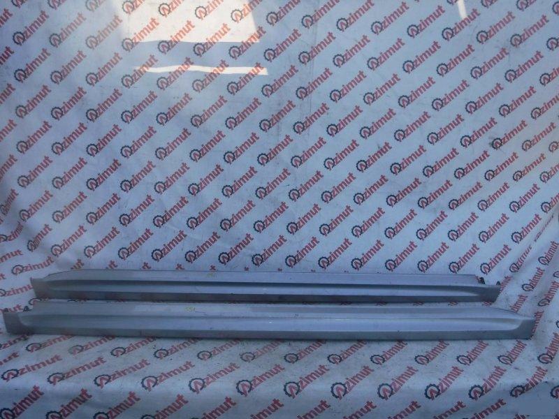 Порог Subaru Legacy BM9 2009г. (б/у) 591
