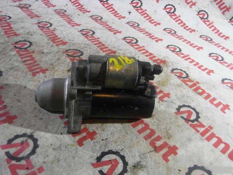 Стартер Bmw X-3 E83 256S (б/у) 218