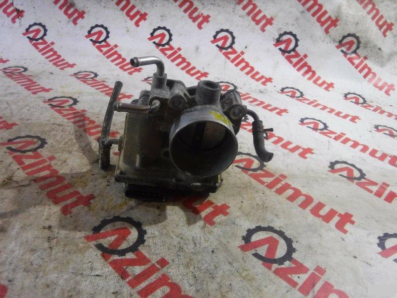Заслонка дроссельная Toyota Rav4 ACA31W 2AZFE (б/у) 101 2203028070