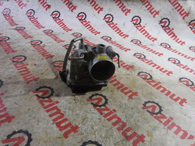 Заслонка дроссельная Toyota Camry ACV40 2AZFE (б/у) 104 2203028070