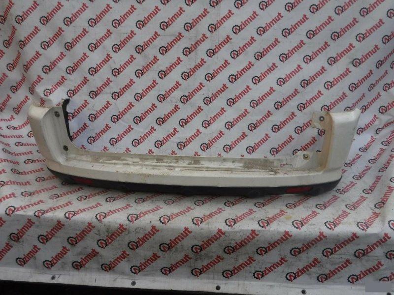 Бампер Honda Cr-V RD4 2002 задний (б/у) 3021
