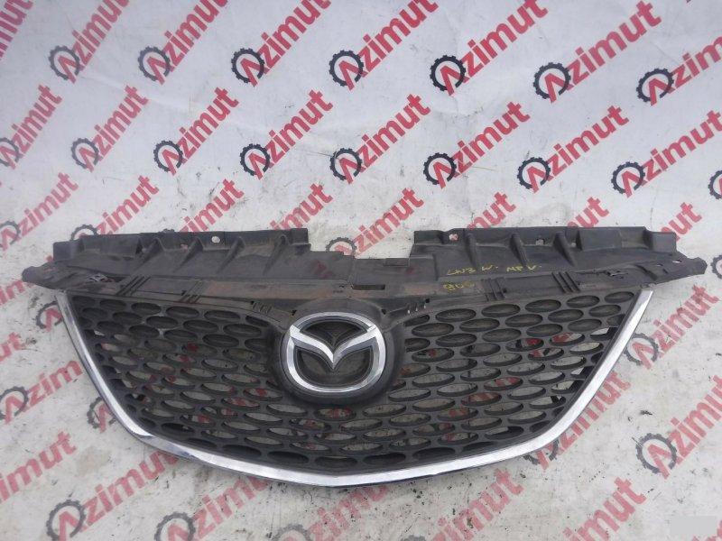Решетка радиатора Mazda Mpv LW3W 2005 передняя (б/у) 906 LE43BO712