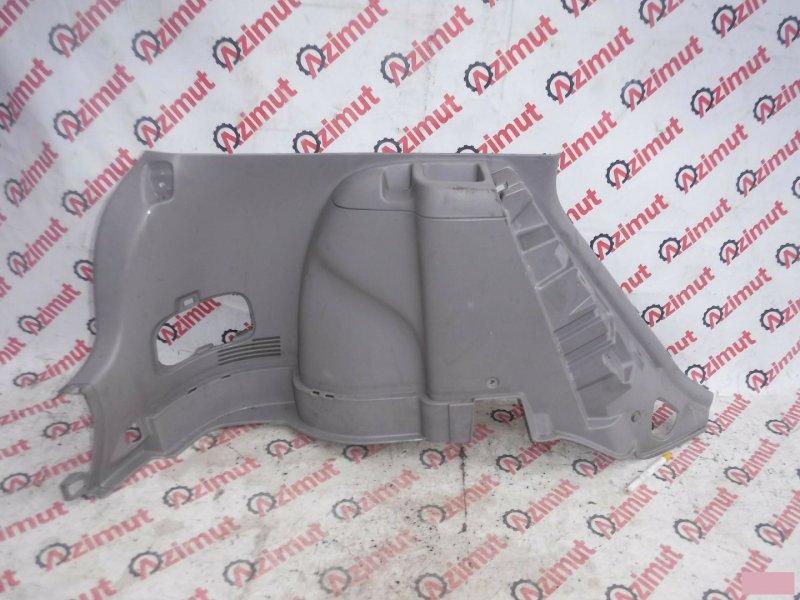Обшивка багажника Toyota Spacio AE111 4AFE задняя левая (б/у)