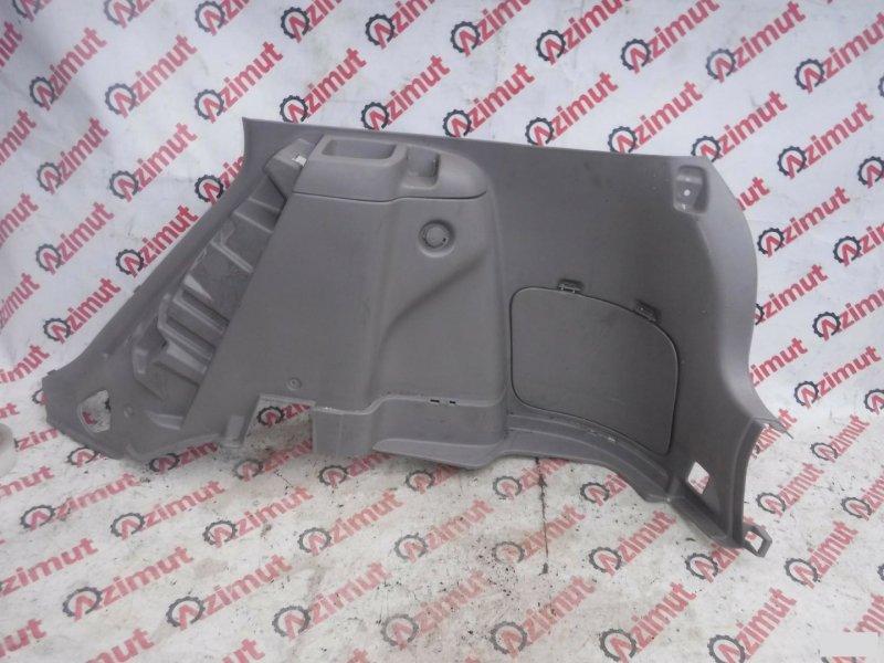 Обшивка багажника Toyota Spacio AE111 4AFE задняя правая (б/у)