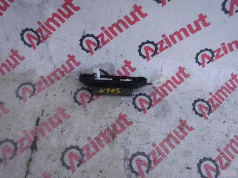 Ручка задней двери Toyota Ipsum ACM21W задняя (б/у)