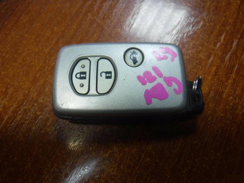 Блок иммобилайзера Toyota Mark X GRX121 3GRFSE 2012 (б/у) 2714510310