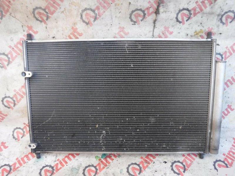 Радиатор кондиционера Toyota Corolla Rumion NZE151N 1NZFE (б/у)