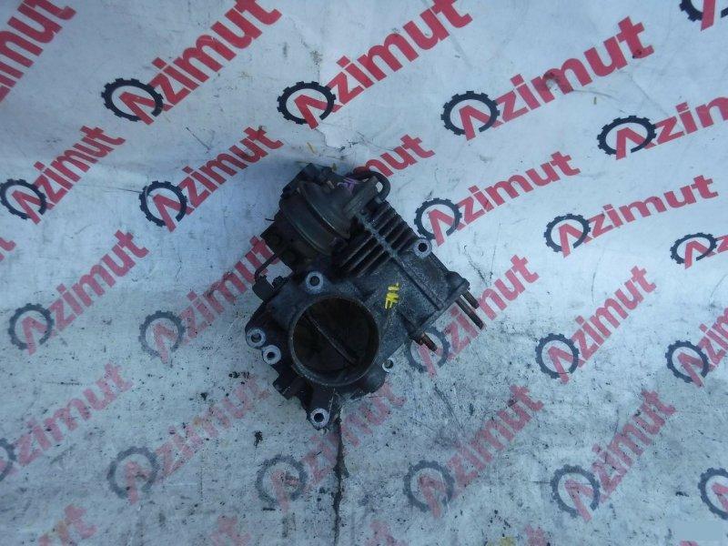 Заслонка дроссельная Toyota Dyna XZU382 S05C (б/у) 711 1735010736