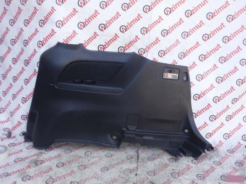 Обшивка багажника Mazda Mpv LY3P задняя левая (б/у) 109