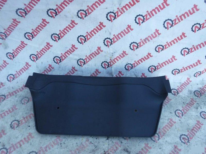 Накладка замка багажника Mazda Mpv LY3P задняя (б/у) 118