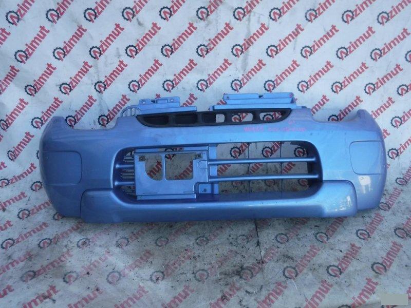 Бампер Suzuki Kei HN11S передний (б/у) 729