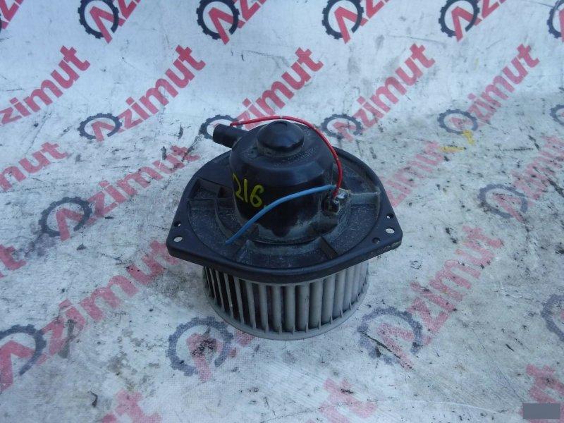 Мотор печки Nissan Diesel G4S41 (б/у) 216