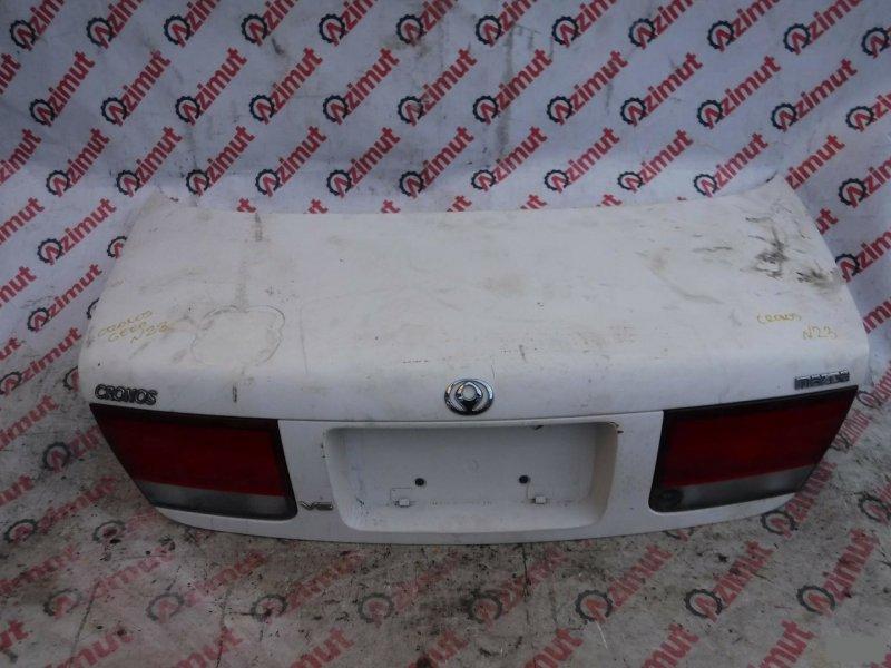 Крышка багажника Mazda Cronos GESR K8ZE 1995 (б/у)
