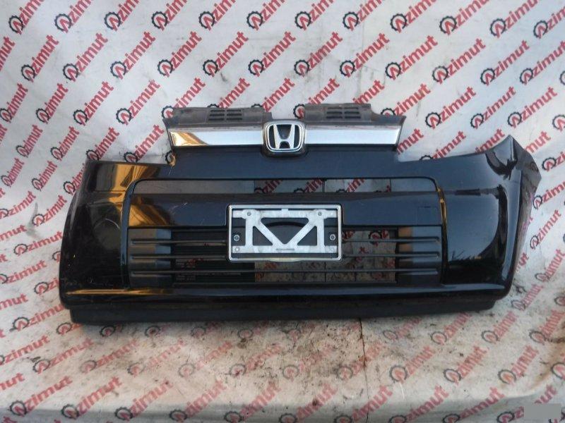 Бампер Honda Zest JE1 P07A 2007 передний (б/у) 3097