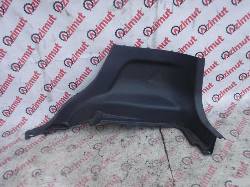Обшивка багажника Toyota Passo KGC10 1KRFE задняя правая (б/у)