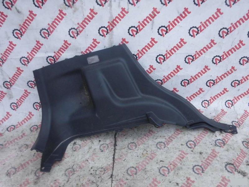 Обшивка багажника Toyota Passo KGC10 1KRFE задняя левая (б/у)