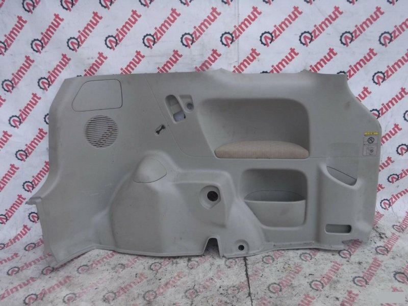 Обшивка багажника Toyota Porte NNP10 задняя левая (б/у) 641