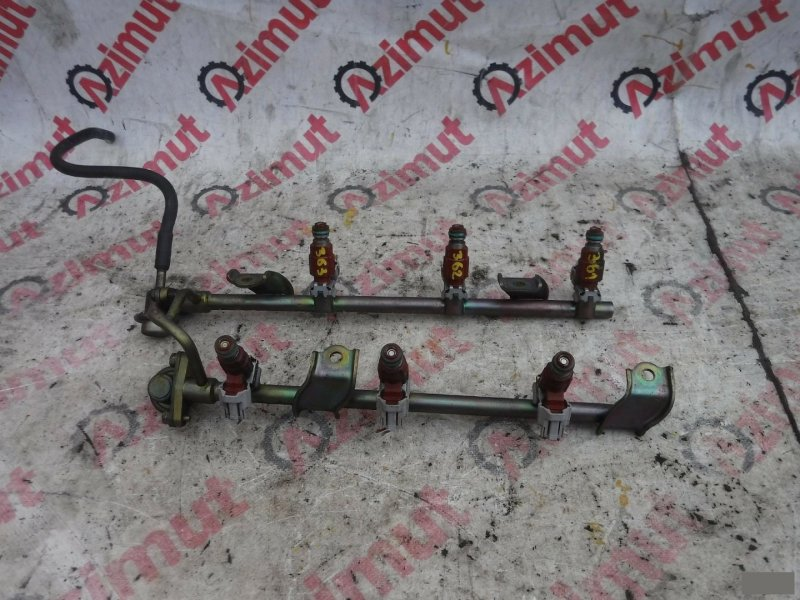 Инжектор Nissan Teana J31 VQ23DE (б/у) 362 FBJB100