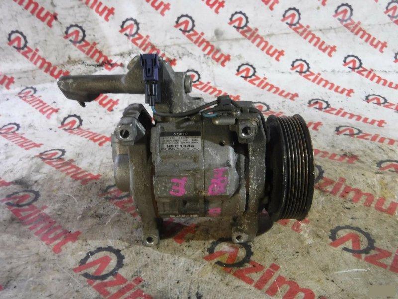 Компрессор кондиционера Honda Odyssey RB4 K24A (б/у) 474 4472800550