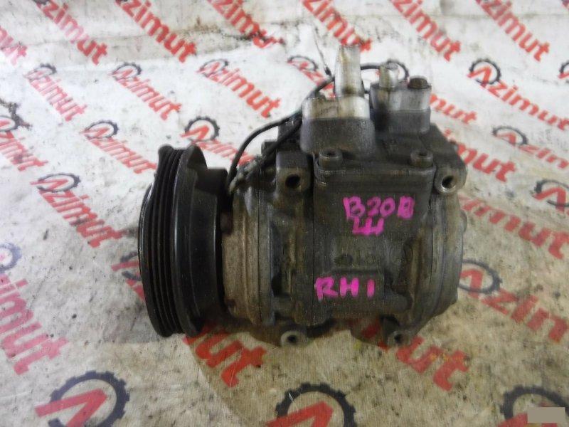 Компрессор кондиционера Honda S-Mx RH1 B20B (б/у) 476 4472001382
