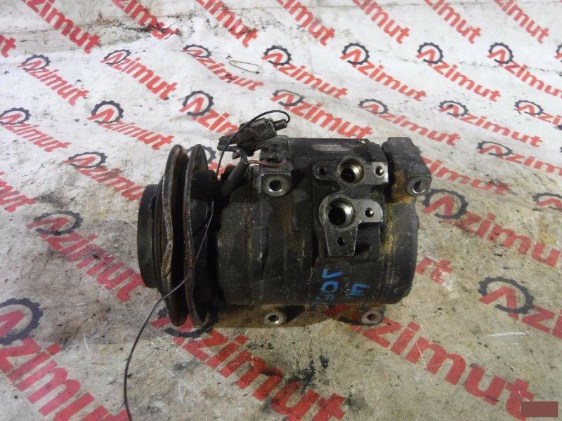 Компрессор кондиционера Hino Dutro XZU340 J05C (б/у) 477 4472203513