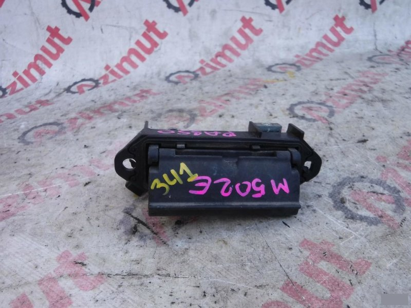 Ручка задней двери Toyota Passo Sette M502E задняя (б/у)