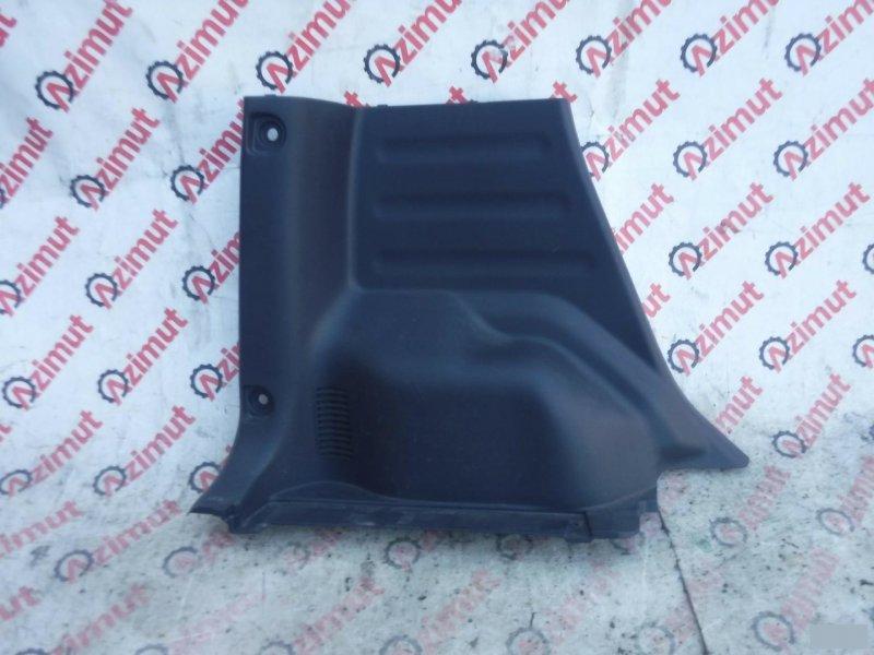 Обшивка багажника Honda Zest JE1 P07A задняя левая нижняя (б/у) 414