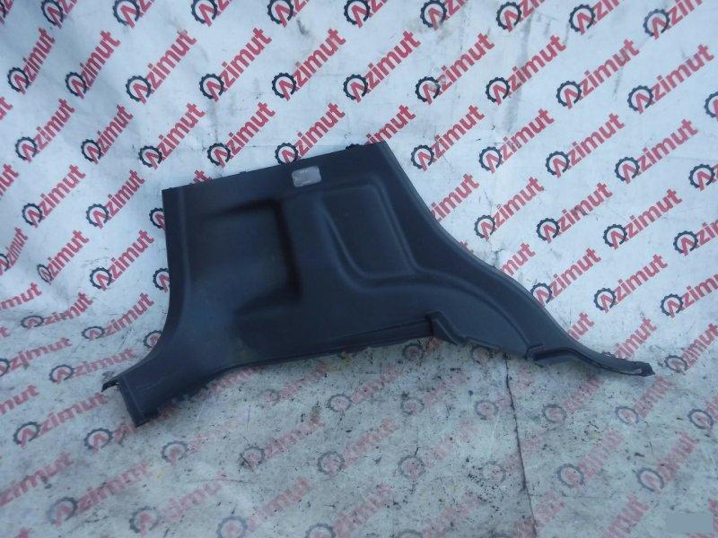 Обшивка багажника Toyota Passo KGC10 1KRFE задняя левая нижняя (б/у) 425