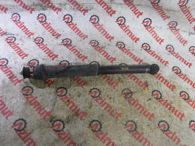 Амортизатор Mitsubishi Grandis NA4W 4G69 задний правый (б/у)