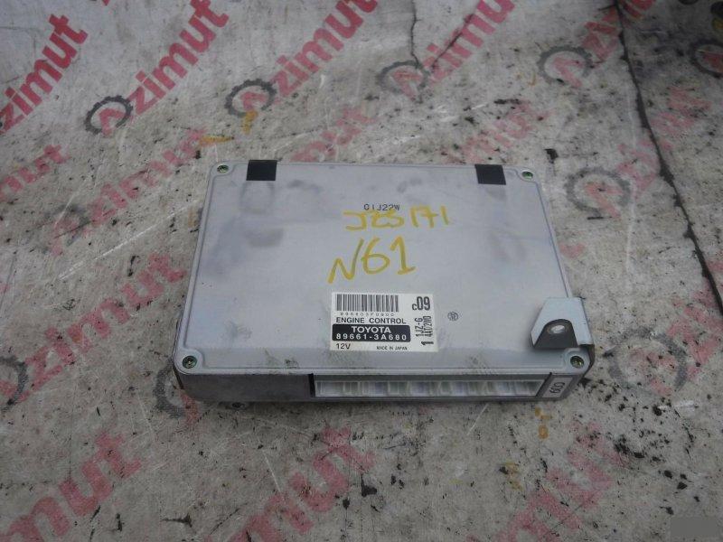 Блок управления efi Toyota Crown JZS171 1JZGE (б/у) 61 896613A680