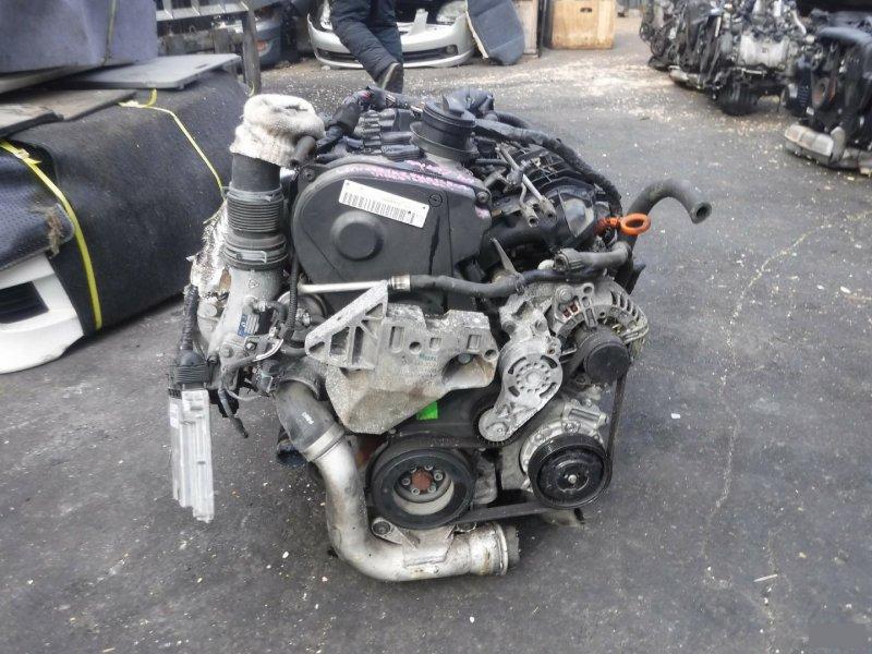 Двигатель Volkswagen Golf 1K1 AXX 2005 (б/у) 13174