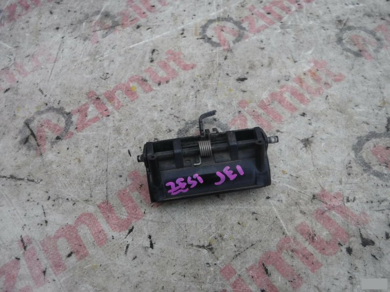 Ручка задней двери Honda Zest JE1 P07A задняя (б/у) 826