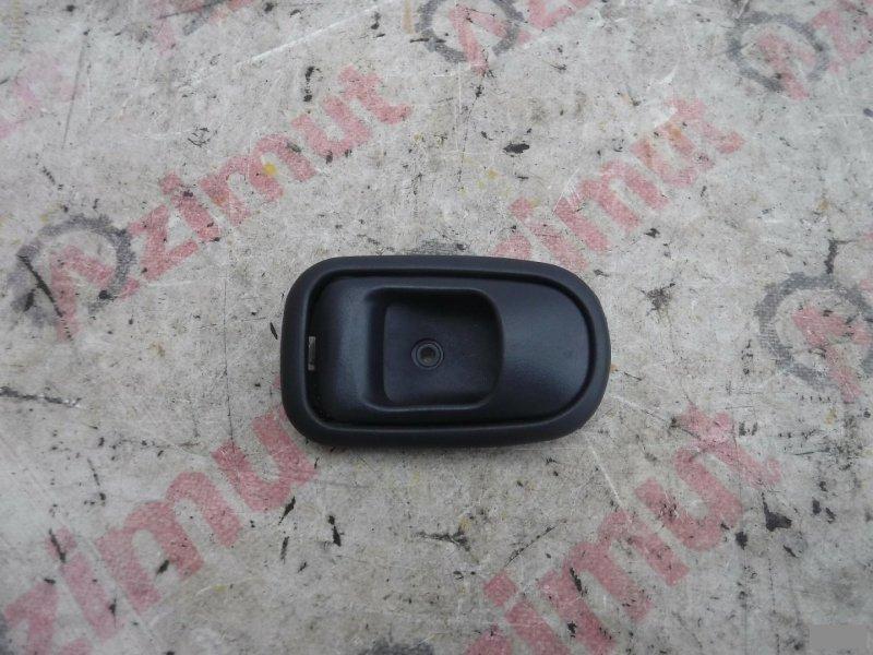 Ручка двери внутренняя Toyota Town Ace S402 3SZVE передняя левая (б/у)